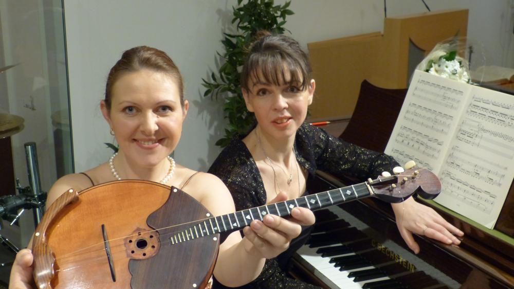 Yulia Merten musikunterricht Domra